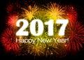 Image : 2017 Happy New Year