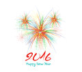 Happy New Year Fireworks 2016 ...