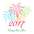 Happy New Year Fireworks 2017 ...