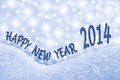 Happy new year greeting card concept Stock Photography