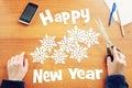 Happy New Year Holidays