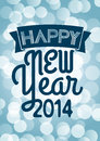 Happy new year for a nice greeting card Royalty Free Stock Photography