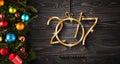 2017 Happy New Year Seasonal B...