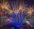 Happy New year 2019 Royalty Free Stock Photo