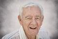 Happy old man Royalty Free Stock Photo