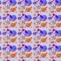Happy pattern