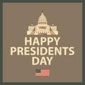 Happy President Day