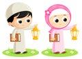 Happy Ramadan Royalty Free Stock Photo