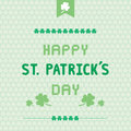 Happy Saint Patrick s Day8 Stock Photos