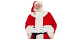 Happy Santa Claus Stock Image