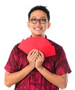 Happy Southeast Asian Chinese male Stock Image