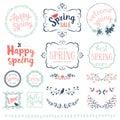 Happy Spring Set