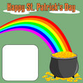 Happy St. Patrick s Day [4] Royalty Free Stock Images