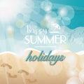 Happy Summer Holidays