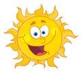 Šťastný slunce
