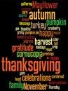 Happy thanksgiving Stock Photo