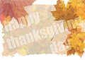Happy thanksgiving day grunge background in theme Stock Image