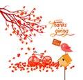 Happy Thanksgiving Day Illustr...
