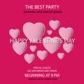 Happy Valentine's Day party
