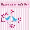 Happy valentine's day Stock Images
