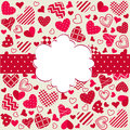Happy valentines day Royalty Free Stock Image