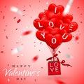 Happy Valentines Day Backgroun...