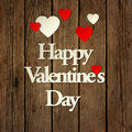 Happy valentines day card vector background this is file of eps format Royalty Free Stock Image