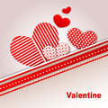 Happy valentines day and weeding cards Royalty Free Stock Photo