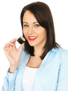 Happy Young Woman Eating Japanese Style Sushi Royalty Free Stock Photo