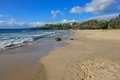 Hapuna Beach, Hawaii Royalty Free Stock Photo