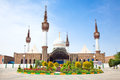 Haram-e  Motahar - Imam Khomeini Mosque Royalty Free Stock Photos
