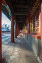Harbin confucian temple is the third largest in china the was built in honor of chinese ancient Royalty Free Stock Images
