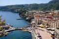 Harbor of Lipari Royalty Free Stock Photo