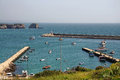 Harbor in Sagres Royalty Free Stock Photo