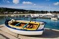 Harbor, San Vito Lo Capo, Sicily Royalty Free Stock Photo