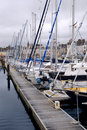 Harbor in Vannes, France Royalty Free Stock Photo