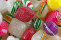 Hard Candy Macro Stock Photos