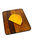 Hard cheese Stock Photography