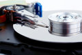 Hard disc drive Royalty Free Stock Photo