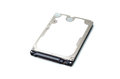 Hard disk drive on white a background for designers Stock Images