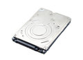 Hard disk drive on white a background for designers Royalty Free Stock Photo