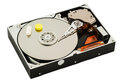 Hard disk with medicine concept for recovery Stock Image