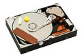 Hard disk recovery concept with medicine for Royalty Free Stock Images