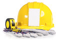 Hard hat Stock Images