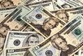 Hard Koud Contant geld Stock Foto's