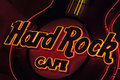 Hard Rock Cafe Royalty Free Stock Photos