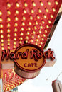 Hard rock kawiarnia Obrazy Royalty Free