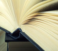 Hardcover book Stock Image
