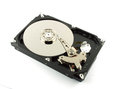Harddrive no write background computer desktop Royalty Free Stock Photo