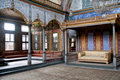 Harem in Topkapi palace, Istanbul, Turkey Royalty Free Stock Photos